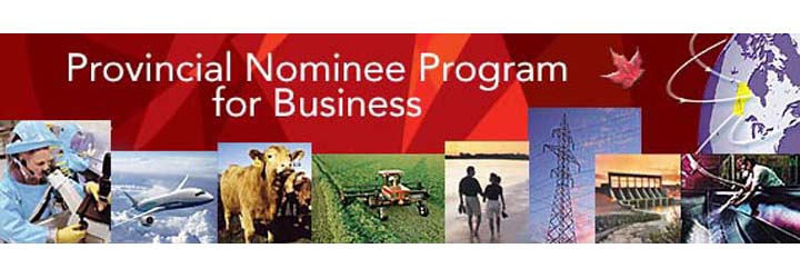 Provincial Nominee Program - Business Immigration