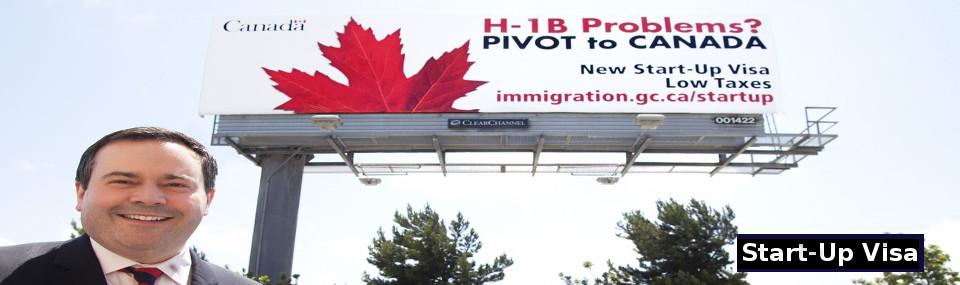 Canada Start-Up Visa